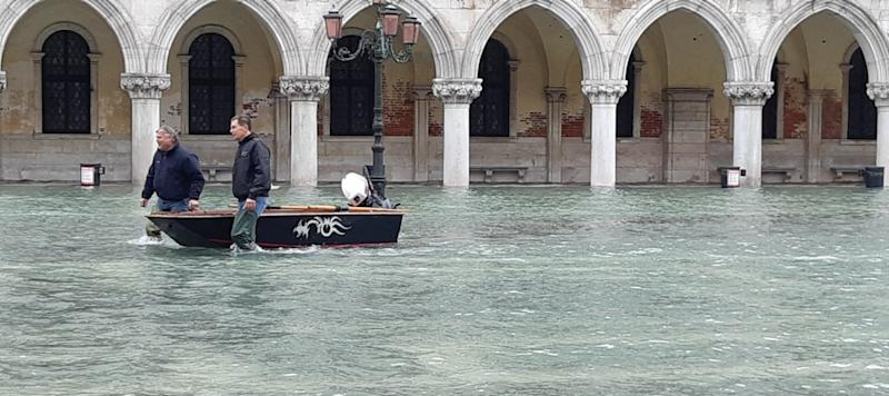 "Can the Mose project still save Venice from the ""acqua alta""?"