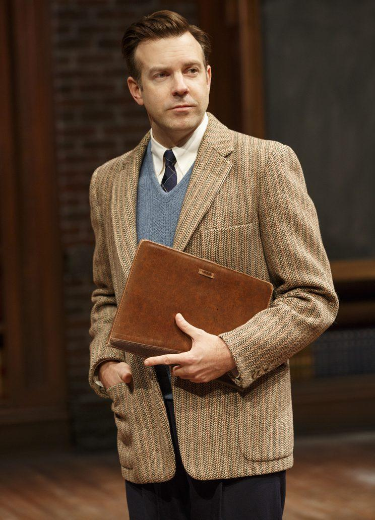 Jason Sudeikis in 'Dead Poets Society'