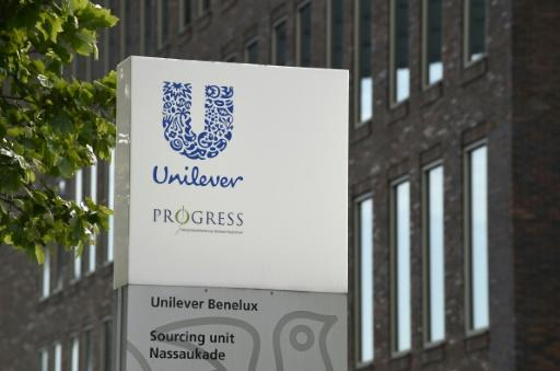 Unilever reports rising sales and boosts dividend
