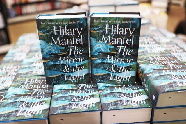 Hilary Mantel book preview