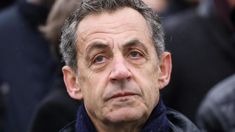 Nicolas Sarkozy charged with membership of a criminal conspiracy