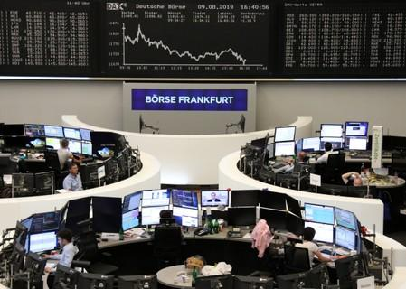 Dollar firms, stocks soar on ECB rate cut expectations