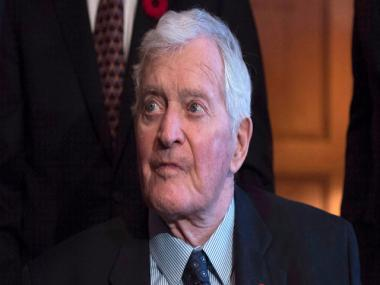 John Turner, former Canadian PM who pioneered reforms in justice system, dies at 91