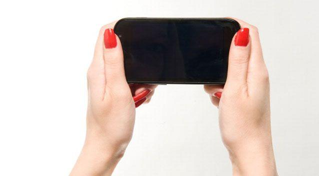 Phone screens are breeding grounds for germs. Source: Getty