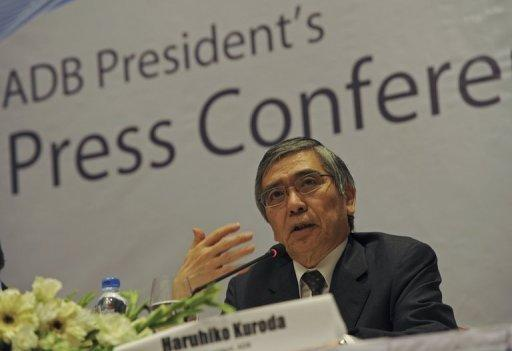 Japan to 'nominate ADB president' as BoJ chief