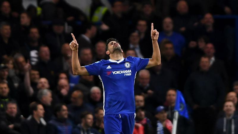 'Goals are his life' - Chelsea boss Conte delighted to see Costa back on target