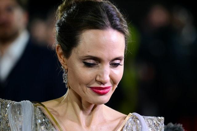 Angelina Jolie previously guest edited the programme
