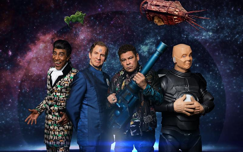 Virgin subscribers will no longer have access to UKTV content such as Red Dwarf XII