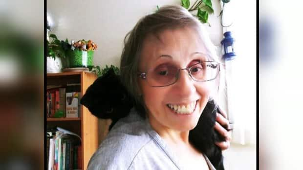 Susan Tasson died at Royal Inland Hospital in Kamloops, B.C., after waiting six hours in the hospital emergency waiting room. (Submitted by Bonnie Marie Hall - image credit)