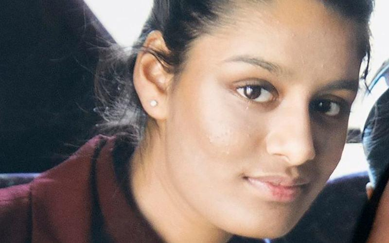 Shamima Begum believes people should have 'sympathy' for her - PA