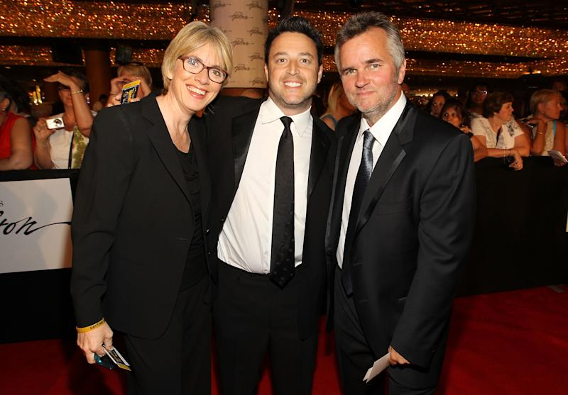 "Executive producers Ed Glavin, Mary Connelly and Andy Lassner shared a joint statement to the website, which said they were taking the stories ""very seriously""."