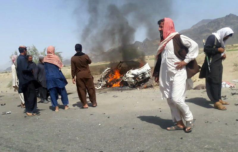 The recent US drone strike at Pakistan's Balochistan province was imminent