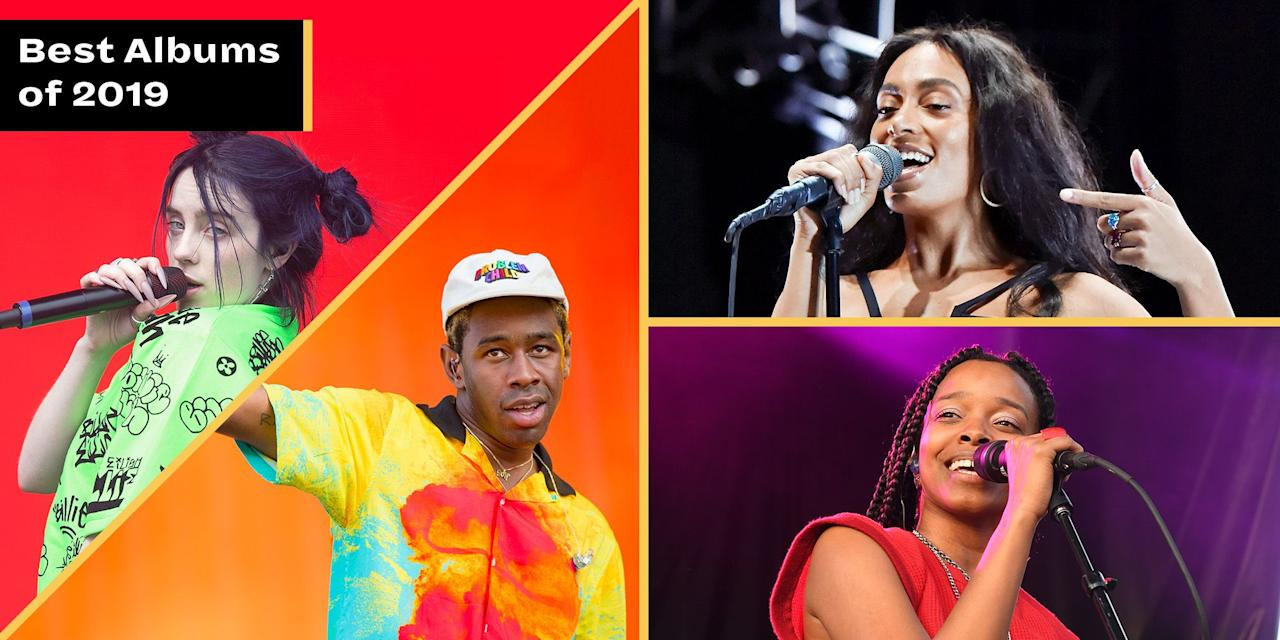 <p>Emotional honesty—whether it be about love, loss, motherhood, mental health, body image, etc.—is the heart of the best music of 2019. A new generation of artists is not afraid to speak candidly about their struggles, their challenges, their triumphs. Long gone are the days of putting on a facade for the cameras when artists as big as Ariana Grande or as new and explosive as Billie Eilish are fearless in their pursuit of inner sincerity. What defines music in 2019 is fearlessness—the strength it takes to be real about issues that effect all of us no matter how famous we are. These are the best albums of 2019:</p>