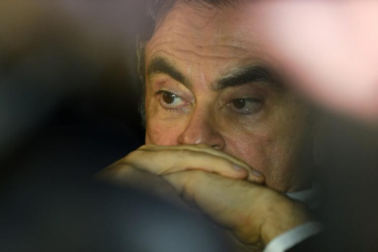 Carlos Ghosn Bonded Out Of Tokyo Jail