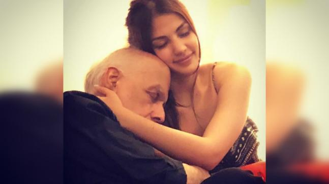 Rhea Chakraborty is being brutally trolled for her birthday post for Mahesh Bhatt.