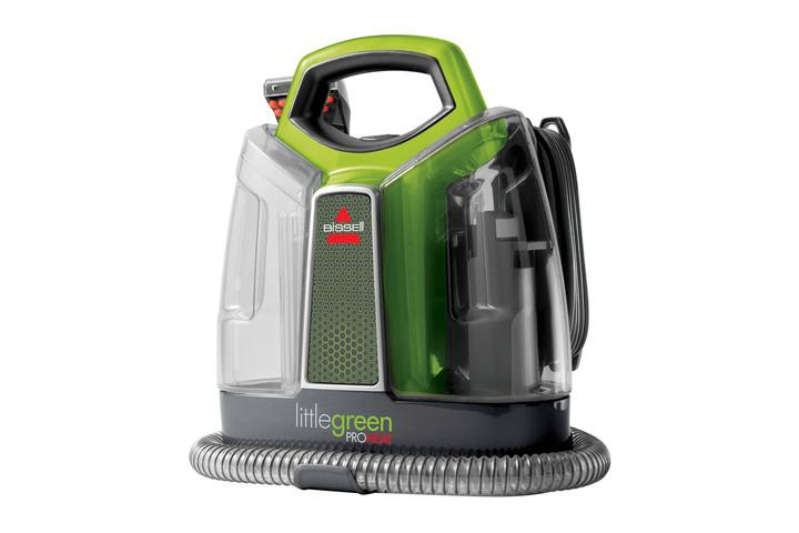 BISSELL LITTLE GREEN PROHEAT PORTABLE SPOT & STAIN CLEANER