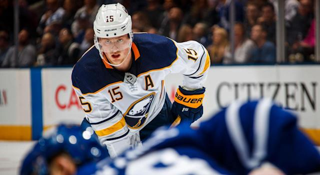 Jack Eichel is a steal. (Getty)