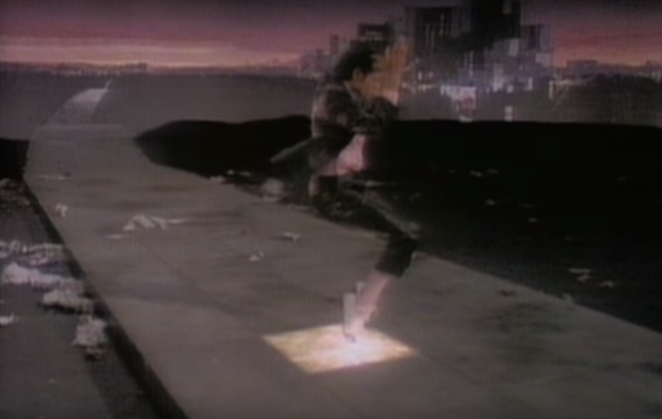 """<p>The King of Pop donned leather trousers in his music video for """"Billie Jean,"""" who probably wouldn't have been able to resist him in that number. <i>(Photo: <a href=""""https://www.youtube.com/watch?v=Zi_XLOBDo_Y"""" rel=""""nofollow noopener"""" target=""""_blank"""" data-ylk=""""slk:Michael Jackson YouTube"""" class=""""link rapid-noclick-resp"""">Michael Jackson YouTube</a>)</i></p>"""