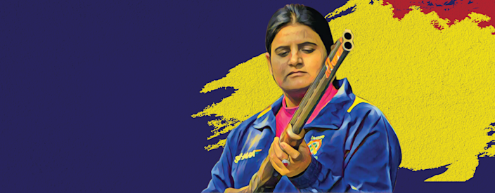 Seema Tomar is the first and the only Indian woman to win a silver medal in trap shooting at the ISSF World Cup 2010.
