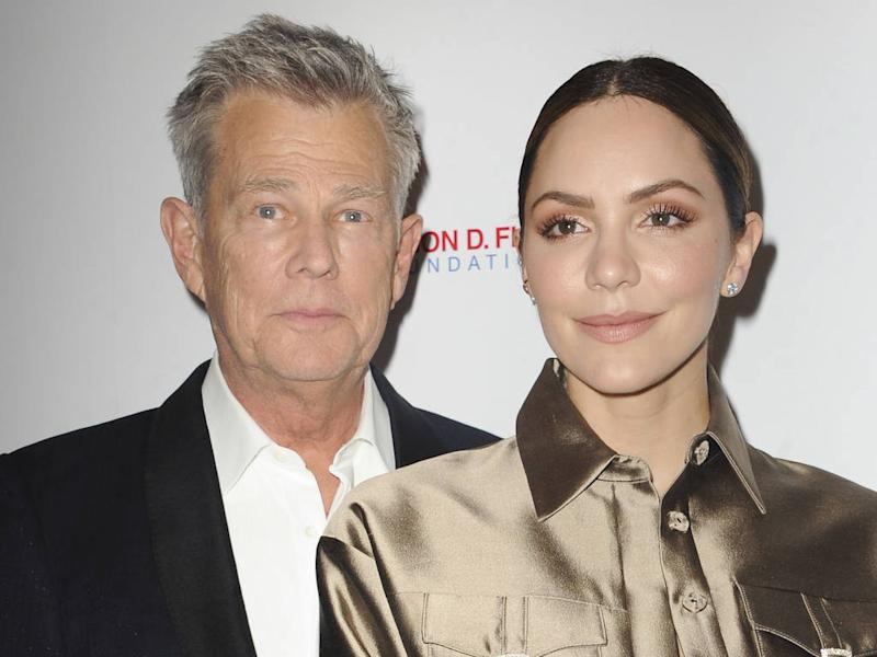 David Foster and Katharine McPhee's spring tour postponed due to coronavirus
