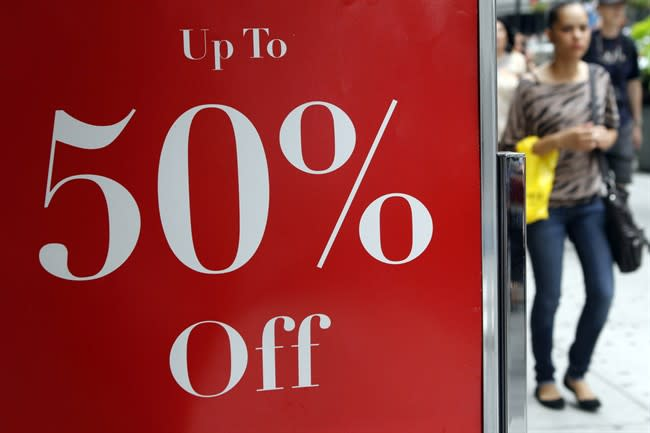 US retail sales rise a solid 0.4 per cent in October, despite shutdown; best gain since July