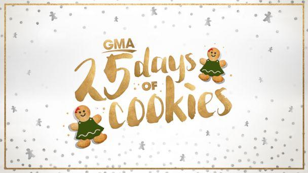 GMA 25 Days of Cookies (ABC News)