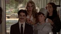 """<p>The awkwardness of adolescence was <em>Freaks and Geeks'</em> bread and butter, and it's played to full effect in season one's """"Tricks and Treats."""" While buttoned-up Lindsay decides to go out for a more raucous (and potentially illegal) kind of fun with her new friends, Sam and his pals discover that things don't go so smoothly for high school-aged trick or treaters. </p><p><a class=""""link rapid-noclick-resp"""" href=""""https://www.amazon.com/Freaks-Geeks-Complete-Linda-Cardellini/dp/B0001EQHXO?tag=syn-yahoo-20&ascsubtag=%5Bartid%7C10063.g.34171638%5Bsrc%7Cyahoo-us"""" rel=""""nofollow noopener"""" target=""""_blank"""" data-ylk=""""slk:Buy now"""">Buy now</a></p>"""
