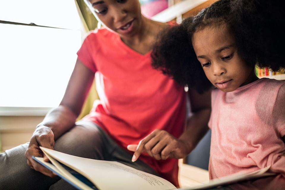 """<p>Finding children's books written for, by, and in representation of the Black community can be difficult. While there are plenty of books that touch on the variety of experiences children face, inclusive books that highlight Black characters are harder to come by. And it's only recently that Black authors have been receiving the accolades and national recognition they've long deserved. As the nation faces another racial reckoning, and parents reaffirm their efforts to create a more equal, anti-racist society, finding <a href=""""https://www.goodhousekeeping.com/life/entertainment/g32766962/best-books-by-black-authors/"""" rel=""""nofollow noopener"""" target=""""_blank"""" data-ylk=""""slk:children's books by Black authors"""" class=""""link rapid-noclick-resp"""">children's books by Black authors</a> has become a vital component of educating white children while making Black chidlren feel seen, understood, and loved. </p><p>Through the years, <a href=""""https://www.theguardian.com/books/2017/dec/09/diversity-publishing-new-faces"""" rel=""""nofollow noopener"""" target=""""_blank"""" data-ylk=""""slk:the lack of inclusion amongst publishing houses"""" class=""""link rapid-noclick-resp"""">the lack of inclusion amongst publishing houses</a>, editors, and agents kept Black authors from reaching the same levels of success enjoyed by their white counterparts. Now, however, and as many companies have made a more concerted effort to diversify, not only are Black authors receiving their just due, but Black children are reaping the benefits of seeing themselves represented in their stories. The publishing industry has a long way to go, to be sure — recently the viral hashtag #publishingpaidme <a href=""""https://www.theguardian.com/books/booksblog/2020/jun/09/publishing-has-ignored-and-pigeonholed-black-authors-for-too-long"""" rel=""""nofollow noopener"""" target=""""_blank"""" data-ylk=""""slk:highlighted the pay disparities in advances"""" class=""""link rapid-noclick-resp"""">highlighted the pay disparities in advances </a>issued by major publishing comp"""