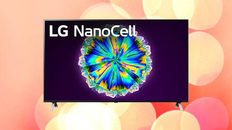 Save $153 on this LG NanoCell 85 Series 55-inch 4K Smart Ultra HD NanoCell TV (55NANO85UNA). (Photo: Amazon)