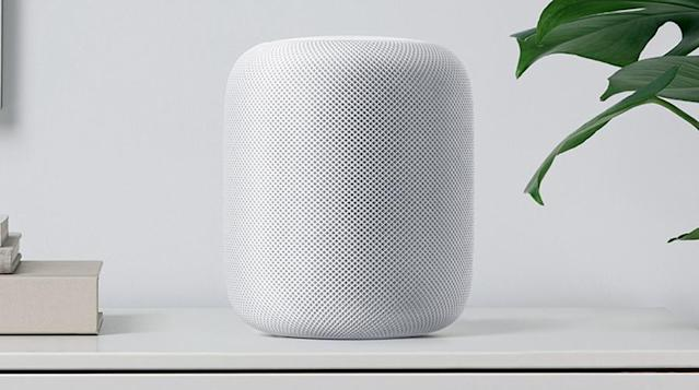 Apple is entering the smart-speaker game with the HomePod.