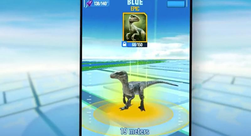 How to Start Playing 'Jurassic World Alive'