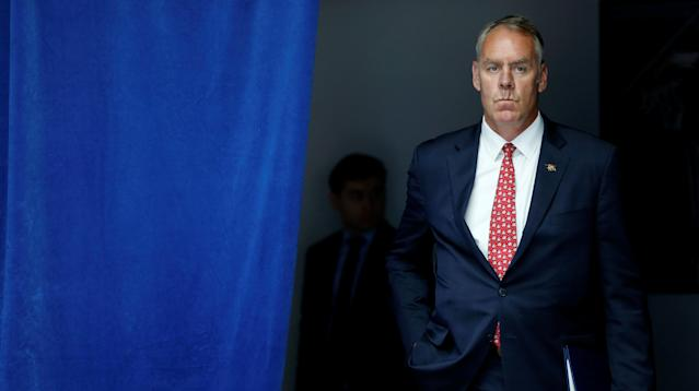 WASHINGTON — A federal watchdog group says Ryan Zinke has failed to keep proper travel records since taking over the Department of the Interior in March, The Washington Post reports.