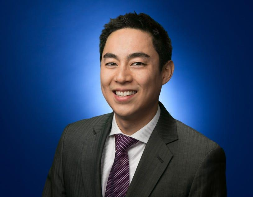 Roger Ma joined the American Association of Retired Persons (AARP) at the tender age of 35.