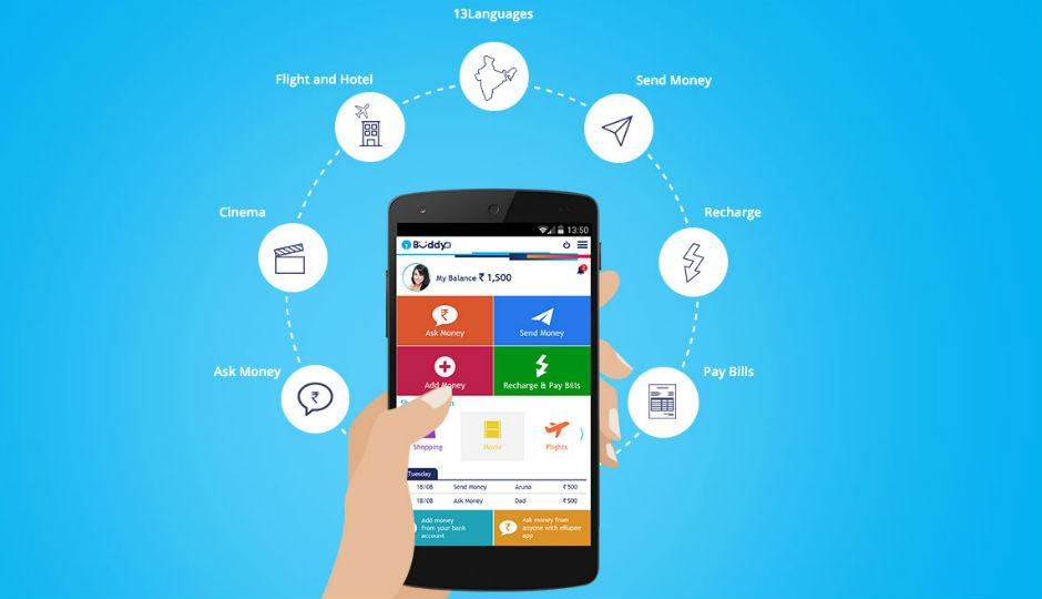 <p>According to government estimates, people use mobile wallets like PayTM, SBI Buddy, FreeCharge for transactions worth over Rs 200 crore per day. </p>