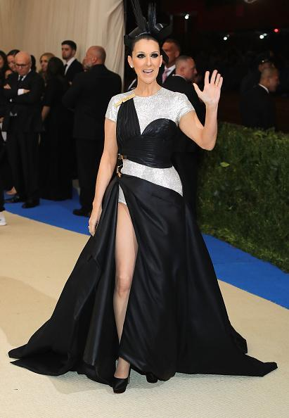 <p>For her first Met Gala, Celine Dion did it right. (Photo: Getty Images) </p>