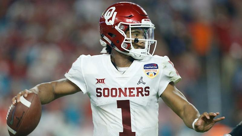 A's prospect Kyler Murray declares for 2019 NFL Draft