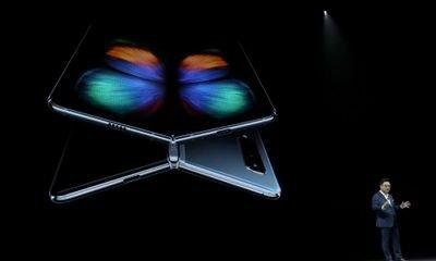 Samsung delays Galaxy Fold release after reviewers break it