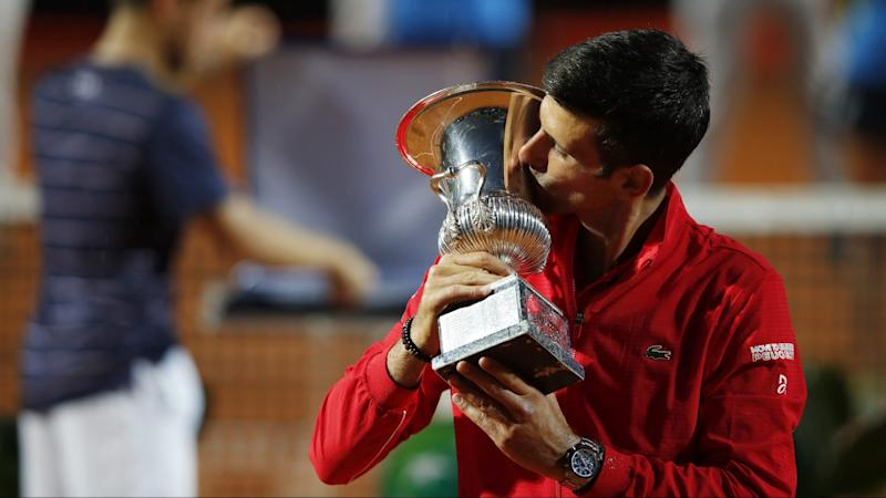 Djokovic Wins Italian Open I Moved On After U S Open Default
