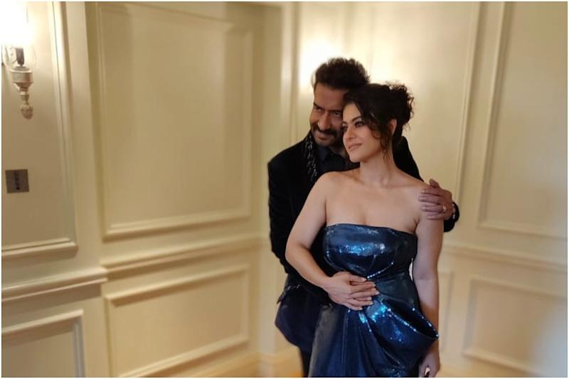 Ajay Devgn and Kajol Indulge in Hilarious Social Media Banter as They Celebrate 21st Marriage Anniversary