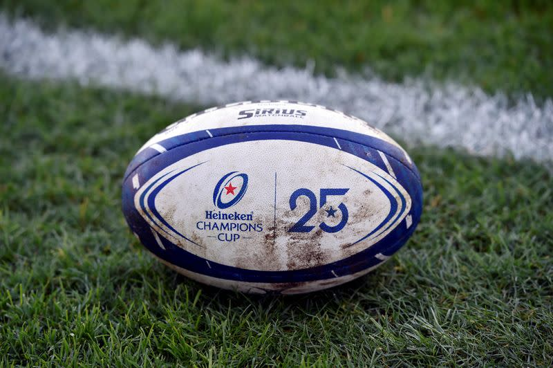 FILE PHOTO: European Champions Cup - Pool 3 - Harlequins v ASM Clermont Auvergne