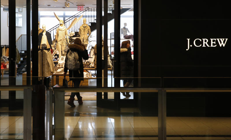 J.Crew Names New Design Chief to Turnaround Struggling Brand