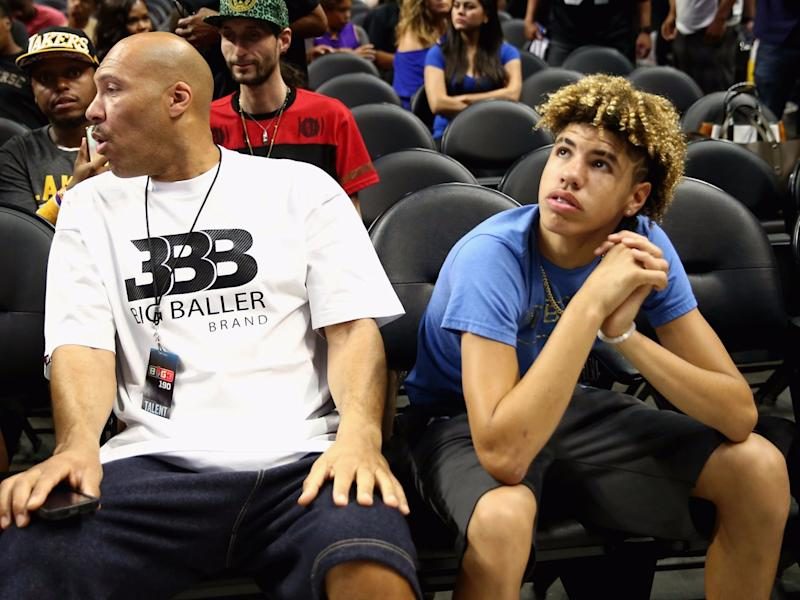 LaMelo Ball to Play Home-Schooled Basketball