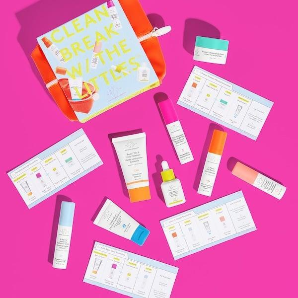 <p>If they're curious about Drunk Elephant, this <span>Drunk Elephant The Littles</span> ($90) set will let them try some of the brands most beloved products.</p>