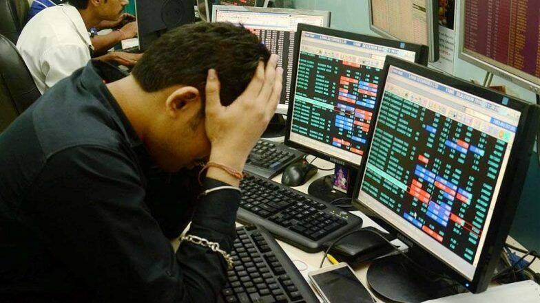 Sensex Slumps 650 Points, Nifty Down 1.7% Due to Surge in Crude Oil Prices And Weakness in Rupee Against US Dollar