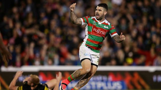 South Sydney Rabbitohs claimed a first win in three in a gripping contest at Penrith which had looked set to be heading into golden point.