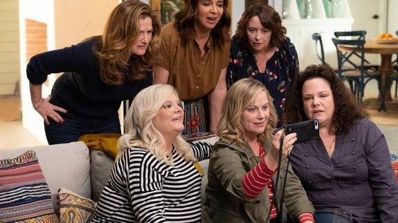 Netflix's 'Wine Country' relies on a stellar cast to tell a