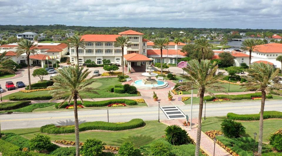 "<p>Ponte Vedra may be a golfer's paradise, but staying at the namesake resort ensures it can be a paradise for the entire family. Clay tennis courts, a spa with 100 different services, four pools, 10 dining establishments and beach activities galore make <a href=""https://www.pontevedra.com/stay/inn-club"" rel=""nofollow noopener"" target=""_blank"" data-ylk=""slk:Ponte Vedra Inn & Club"" class=""link rapid-noclick-resp"">Ponte Vedra Inn & Club </a>your one-stop shop for enjoying the best northeast Florida has to offer all ages.<br> </p>"