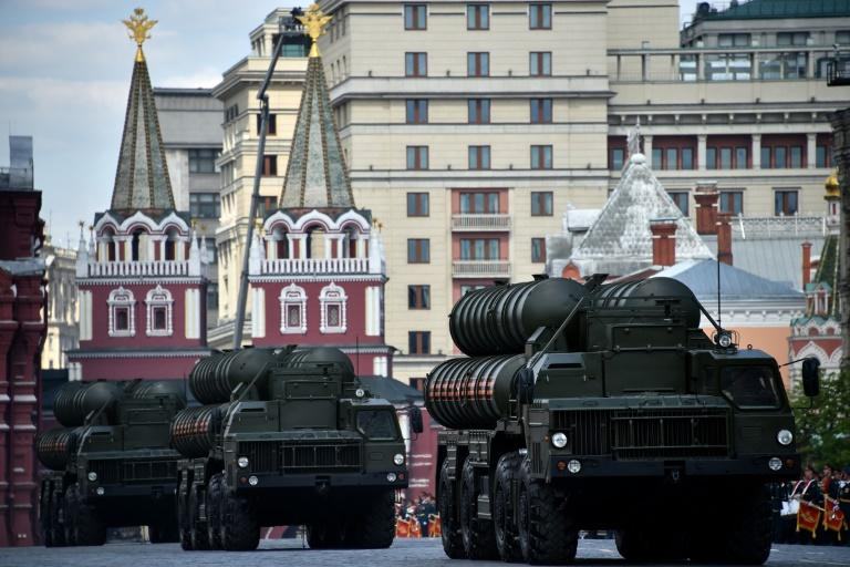 "Russian S-400 air defence missile systems have been bought by India, and contracts are being ""implemented"" with China and Turkey, Rostec CEO Sergei Chemezov says"