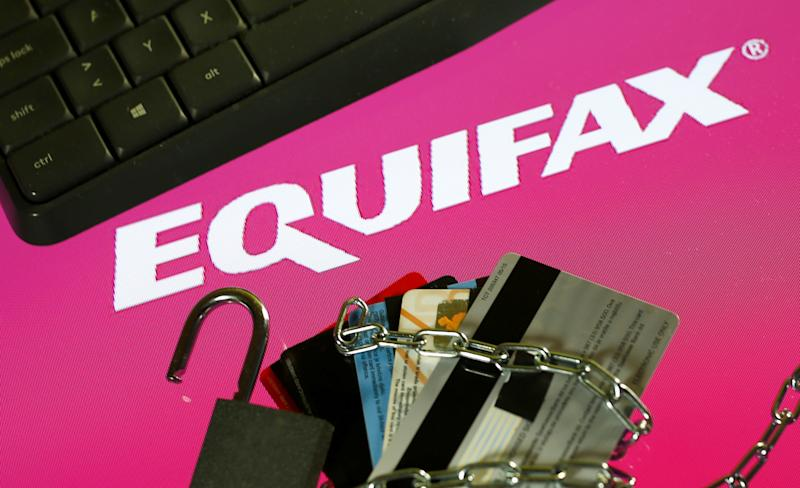 Equifax, one of three large credit reporting companies, suffered a data breachaffecting 143 million Americans in July. (Dado Ruvic / Reuters)