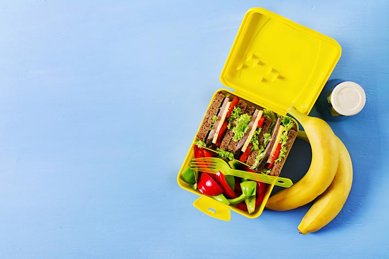 Parenting experts tell Yahoo Lifestyle that shaming a kid's lunchbox can have a negative impact. (Photo: Getty Creative stock image)